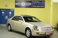 2007 Cadillac CTS * Leather * Sunroof * WARRANTY *