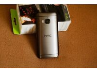 HTC One M9 (Excellent, Unlocked)