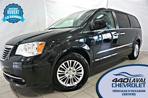 2013 Chrysler Town & Country Touring-L CUIR DVD