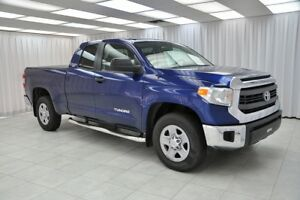 2014 Toyota Tundra SR5 4.6L 4DR 6PASS DOUBLE CAB w/ BLUETOOTH, A
