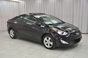 2014 Hyundai Elantra GLS COUPE w/ BLUETOOTH, HEATED SEATS, SUNRO