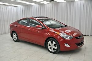 2012 Hyundai Elantra GLS SEDAN w/ BLUETOOTH, HTD SEATS, SUNROOF
