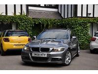 BMW 320D M SPORT FACELIFT **PAN ROOF** Xenons not 330d 335d 520d audi s3 a3 a4 avant s line gtd gti