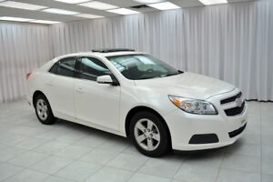 2013 Chevrolet Malibu LT SEDAN w/ BLUETOOTH, HEATED SEATS, DUAL
