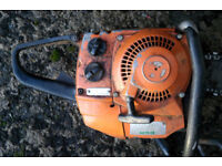 Vintage Chainsaw Husquvarna L65 1966 for collector