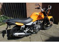 Zontes Panther 125 Very Low Mileage