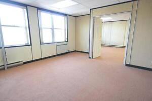 DOUBLE OFFICE SPACE FOR LEASE DOWNTOWN CORNWALL