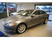 Jaguar XF Premium Luxury V8 (grey) 2008