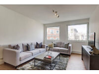 Two bedroom, two bathroom with great views of London Skyline in SW1P