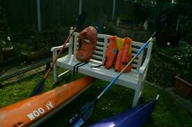 2 kayaks (buy one get one free)