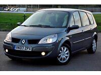 2007 Renault Grand Scenic 1.9 dCi FAP Dynamique +MPV+DIESEL+FREE WARRANTY+6 SPEED+130 BHP