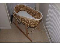 Baby cot/basket MOSES BASKET