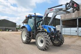NEW HOLLAND T6070RC