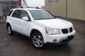2008 Pontiac Torrent SPORT  AWD  CERTIFIED & E-TESTED