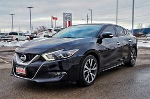 2016 Nissan Maxima SL One Owner  FREE Delivery