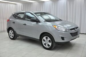 2013 Hyundai Tucson GL AWD SUV w/ BLUETOOTH, HEATED SEATS & A/C