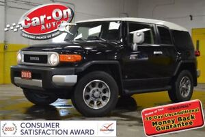 2013 Toyota FJ Cruiser PKG C LOADED AWD (4x4)