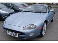 Jaguar XK8 Coupe Sports (blue) 2005