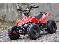BRAND NEW Electric 800W ATV Quad Bike 36V Pit Scrambler Dirt Mini Moto Electrical Motorbike Buggy