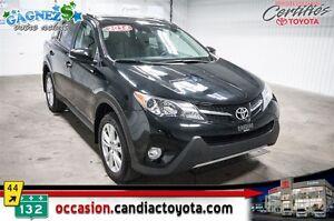 2014 Toyota RAV4 Limited * GR.TECHNO * SEULEMENT 39577 KM *