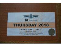 Goodwood festival of Speed - Thursday 12th July 2018