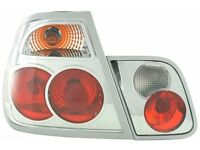 BMW E46 Saloon complete rear light set