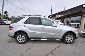 2007 Mercedes-Benz M-Class Leather, Loaded, 4matic