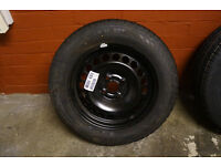 Brand New Continental tyre and wheel 185/65 R 15 88T