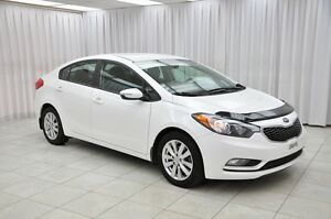 "2015 Kia Forte EX SEDAN w/ BLUETOOTH, HTD SEATS & 16"""" ALLOYS"