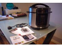 Pressure cooker (Pressure King Pro) barely used, almost new!!