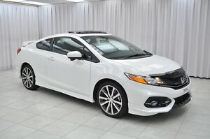 2015 Honda Civic Si 6SPD COUPE w/ BLUETOOTH, NAV, BACK-UP/LANE W