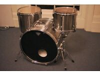 1990s Pearl Export Drum Kit