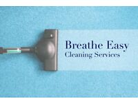 Breathe Easy Cleaning Services - professional and reliable cleaners for your home and office