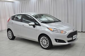 2015 Ford Fiesta A NEW ADVENTURE IS CALLING!!! TITANIUM 5DR HATC