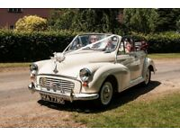 CLASSIC WEDDING CARS TO HIRE