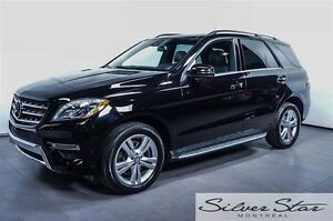 2015 Mercedes-Benz ML350 Bluetec 4matic Premium Package, Bi-Xeno
