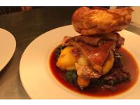 Commis chef required at popular Bedminster Gastro Pub