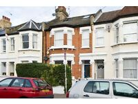 A large two bed garden flat Fulham