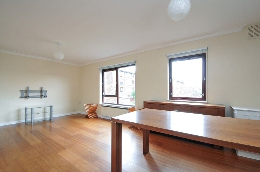 A neutrally decorated two bedroom flat offering a bright and spacious reception, Maltings Place, SW6