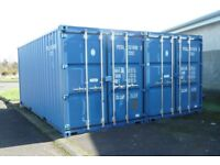 STORAGE SHIPPING CONTAINER LOCATED IN GLENGARNOCK AYRSHIRE £60 PER MONTH