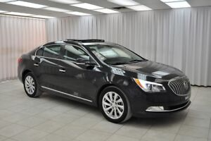 2014 Buick LaCrosse PREMIUM V6 SEDAN w/ BLUETOOTH, HEATED LEATHE