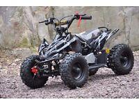 BRAND NEW ATV QUAD Bike 2017 Pit Mini motor Scrambler 49cc Pocket Dirt 50cc Moto Kids Motorbike