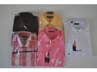 bundle of new shirts 15 1/2 inch collar