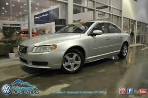 Volvo S80**A/C**ENS TECHNO**BLUETOOTH**CUIR**TOIT OUVRANT**