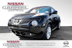 2014 Nissan Juke SL AWD ONE OWNER/NEVER ACCIDENTED/LOW MILEAGE/A