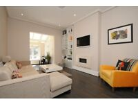 A spectacular luxurious family home to rent in the heart of West Hampstead
