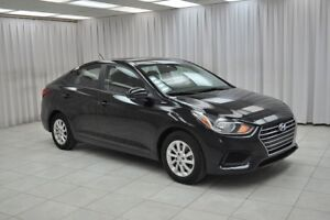 2018 Hyundai Accent WOW...CHECK OUT THIS NEAR NEW ACCENT GL w/ B