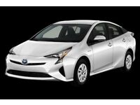 Brand new Toyota Prius to lease from £134/week excluding service & maintenance, insurance