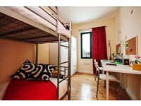 EARLY BIRD!! £99 ROOMS IN LONDON AVAILABLE NOW (SINGLE, TWIN, SHARED...)