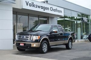 2011 Ford F-150 Lariat 4x4 Heated/Ventilated Seats Backup Camera